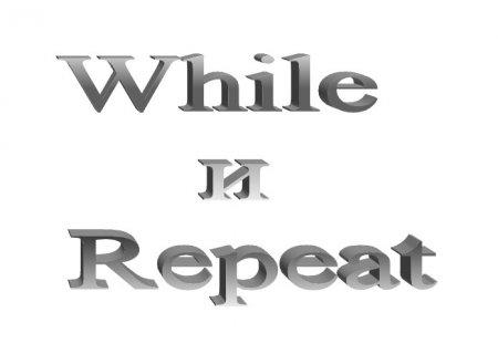 Оператор while и оператор repeat