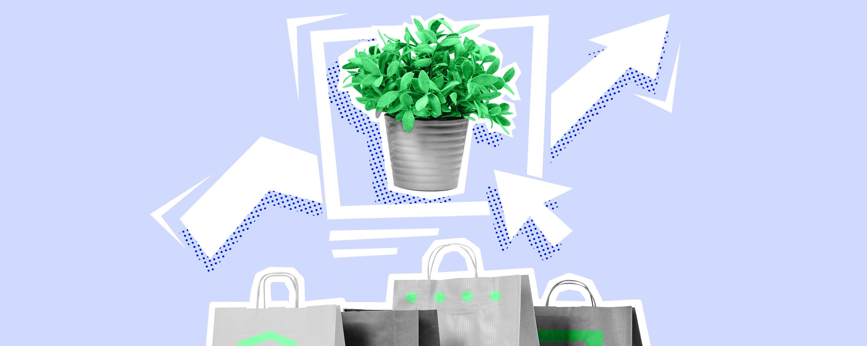 Рост продаж интернет-магазинов в кризис