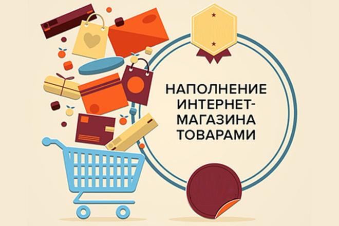Пошаговый план наполнения интернет-магазина